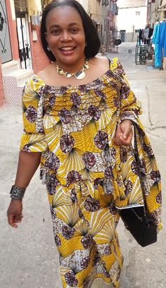 FROM DRC Best African Dresses, African Print Dresses, African Attire, African Wear, African Fashion Dresses, Africa Dress, Ankara Dress, Africa Fashion, Plus Size Dresses