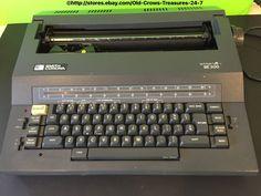 Smith Corona SE 200 Spell Right I Electric Typewriter | eBay