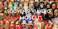 #Souvenir #Rusia #Moscu #Regalos