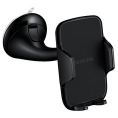 nice Samsung Car Mount Navigation Dock EE-V200 for Galaxy S4, S5, S6, S6 Edge, Note 2, Note 3 - Black