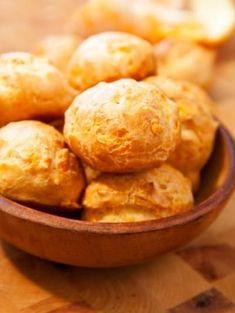 Recette - Gougères au fromage - Notée 4.1/5 par les internautes