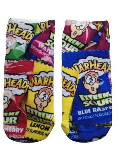 Warheads Socks – Living Royal