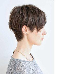 Best Short Sassy Pixie Haircut for Women   Fashion Qe