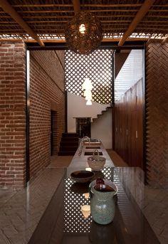 Galería de Casa Tabique / TAC Taller de Arquitectura Contextual - 9