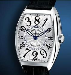 7851 TT CH часы Franck Muller The Cintree Curvex Totally Crazy