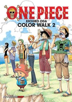 Gorgeous color art from Eiichiro Odas One Piece! Drool over the images in Eiichiro Oda's ONE PIECE COLOR WALK. The art book includes original color images from the popular manga, One Piece. See King-o                                                                                                                                                                                 Más