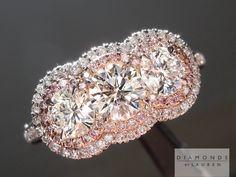 pink diamond ring!!! OMGOSH I am ...in....love....!