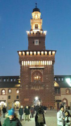 Torre del Filarete - Milano