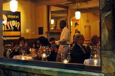 "My favorite restaurant in Alabama, Frank Stitt's ""Highlands Bar and Grill"" in Birmingham."