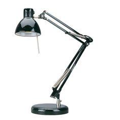 Desk top lamp