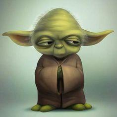 I love Yoda!!