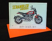 Buy any 3 cards and get 1 more FREE  https://www.etsy.com/shop/DailyBikers