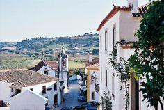 Obidos, Portugal - Even Prettier in Person