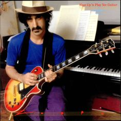 """Frank Zappa - As well as being an amazing composer and one of the best guitarists I've ever heard, Frank Zappa was a keen social commentator with an acerbic wit. Check out his debates on the PMRC if you want to get a sense of how sharp he was. He's also a master of metaphor - here's one of my favourites (from the PMRC debate on putting content labels on record albums): """"In this context, the PMRC demands are the equivalent of treating dandruff by decapitation."""""""