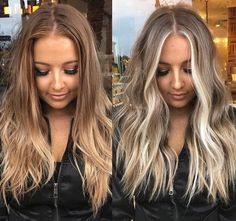 36 Light Brown Hair Colors That Are Blowing Up in 2019 - Style My Hairs Brown Hair Balayage, Hair Color Balayage, Hair Highlights, Ombre Hair, Blonde Balayage, Dirty Blonde Hair With Highlights, Honey Balayage, Honey Blonde Hair, Blonde Hair Looks