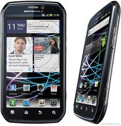 Smartphone : Motorola Electrify
