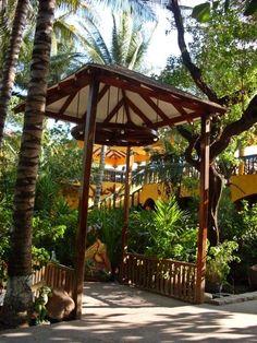 Hotel Estero y Mar, Playa El Pimental, San Luis Talpa, La Paz, El Salvador