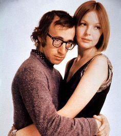 Young lovers (Woody Allen & Diane Keaton)