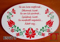 Invitation Cards, Invitations, Hungary, Decorative Plates, Quotes, Home Decor, Red Peppers, Projects, Creative