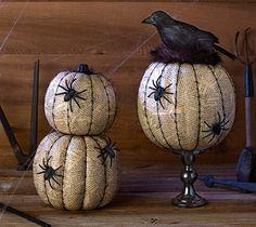 No Carve DIY Halloween Pumpkin Decorating Ideas: The Ultimate Roundup! Pumpkin Art, Pumpkin Crafts, Fall Crafts, Pumpkin Carving, Pumpkin Ideas, Spider Pumpkin, Pumpkin Painting, Diy Crafts, Holidays Halloween