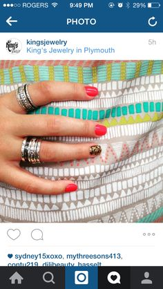 Love this picture from our retailer King's Jewelry! Spin & Wish with MeditationRings Jewelry King, Meditation Rings, Spin, Fashion Beauty, Band, Sash, Bands