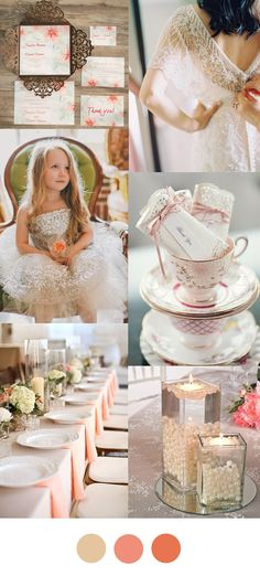 vintage wedding ideas for 2017 spring and summer