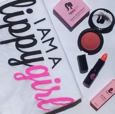 Are you a #lippygirl? This @lippygirlmakeup t-shirt is so cute. I'm very happy with the organic mineral #blush in Bitch Slap and the gorgeous Vego-Maniac #lipstick in Totes. Totes is the perfect bright pink coral shade for summer. #lippygirlmakeup #canadianbrand #logicalharmonyapproved #makeup #cosmetics #beauty #vegan #crueltyfree #veganmakeup #vegancosmetics #veganbeauty #crueltyfreemakeup #crueltyfreecosmetics #crueltyfreebeauty