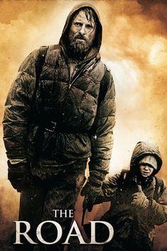 The Road. ¡Ésta película nunca falla en hacerme llorar!