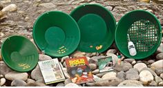 All of the tools that you will need to pan gold, plus panning kits to get you started with the proper tools. Let's go panning! Casting Kit, Sand Casting, Gold Panning Kit, Igneous Rock, Gold Prospecting, Metal Detecting, Fire Starters, Delft, It Cast