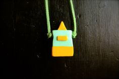 Cute Necklace Suzie by hairofrhino on Etsy, $14.99