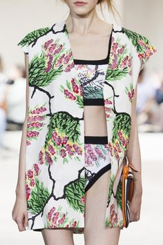 mulberry-cookies:  Antonio Marras Spring/Summer 2015 (Details)