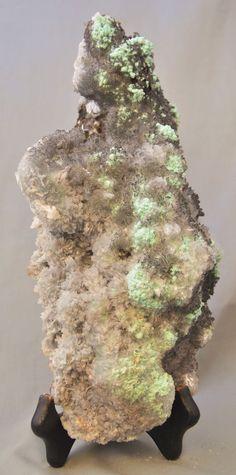 Heimimorphite with Auricalcite Ojuela Mine Mapimi Durango Mexico 4 lbs 4 oz