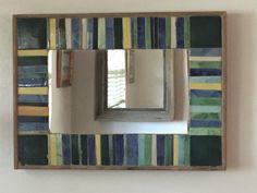 Mexican Tile Mirror