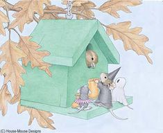 """8 Blank Cards/8 Envs"", Stock #: N2004-10B, from House-Mouse Designs®. This item was recently purchased off from our web site, www.house-mouse.com. Click on the image to see more information."