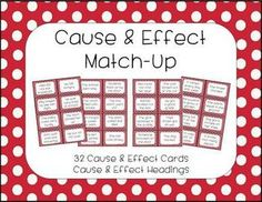 Cause & Effect Match Up