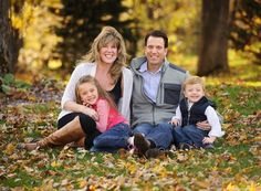 fall family photos in the fall leaves in Ham Lake MN.  Animoto video of session.  Melissa Klein Photography