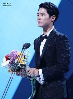 """""""160603 ♡ 52nd baeksang arts awards holagum // do not edit or remove watermark."""""""
