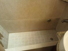 Tile Tub and Shower