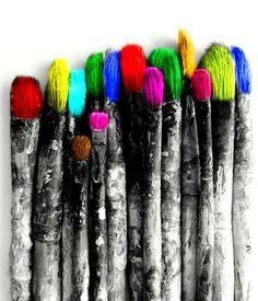 bjornenlinda: Paintbrushes