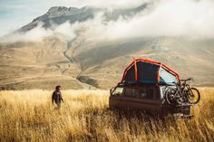 The 4WD tent - Rob's T3 Syncro   Heimplanet