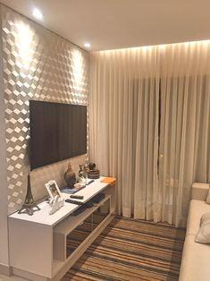 Sala de Estar: Salas de estar por Escritório 238 Arquitetura