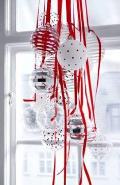 Aprende a Realizar Decoraciones Navideñas con Esferas