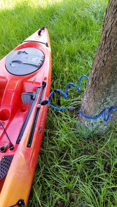A lock can you put on your kayak and not worry about it getting stolen