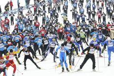 Finland Ski Competition