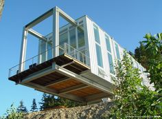 4-cantilever. architect peter anderson of anderson anderson .com wa state (seen on instant dream home)