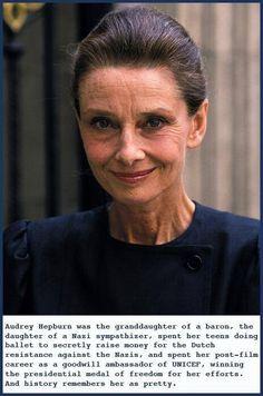 Funny pictures about Older Audrey Hepburn. Oh, and cool pics about Older Audrey Hepburn. Also, Older Audrey Hepburn.