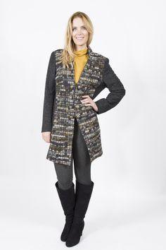 STEILMANN BOUCLE JACKET Boucle Jacket, Winter Collection, Fall Winter, Fashion Dresses, Winter Jackets, Beautiful, Fashion Show Dresses, Winter Coats, Trendy Dresses