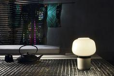 FOSCARINI Doll #interior #lighting #black #design