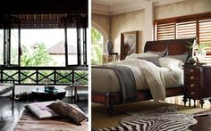 Estilo Colonial Estilo Colonial, Bed, Furniture, Home Decor, Mongrel, House Decorations, Decoration Home, Stream Bed, Room Decor