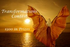3 winners, $300 in Prizes #Giveaway   http://www.maggielynch.com/giveaways/transformations-contest/?lucky=3069